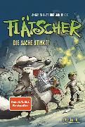 Cover-Bild zu Szillat, Antje: Flätscher 1 - Die Sache stinkt!