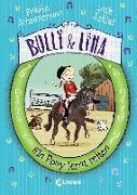 Cover-Bild zu Scheunemann, Frauke: Bulli & Lina - Ein Pony lernt reiten