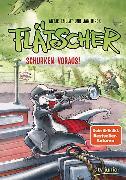 Cover-Bild zu Szillat, Antje: Flätscher 4 - Schurken voraus!