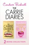 Cover-Bild zu Bushnell, Candace: Carrie Diaries and Summer in the City (eBook)