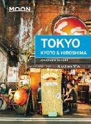 Cover-Bild zu Dehart, Jonathan: Moon Tokyo, Kyoto & Hiroshima (eBook)