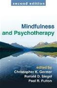 Cover-Bild zu Germer, Christopher (Hrsg.): Mindfulness and Psychotherapy