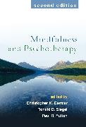Cover-Bild zu Germer, Christopher (Hrsg.): Mindfulness and Psychotherapy, Second Edition (eBook)