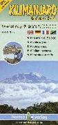 Cover-Bild zu Kilimanjaro National Park Tourist Map & Guide 1 : 100.000. 1:100'000