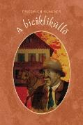 Cover-Bild zu Glauser, Friedrich: A bicikliküllo (eBook)