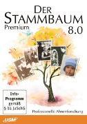 Cover-Bild zu Stammbaum 8 Premium von United Soft Media Verlag GmbH (Hrsg.)