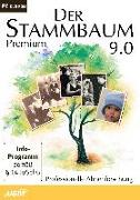 Cover-Bild zu Stammbaum 9 Premium von United Soft Media Verlag GmbH (Hrsg.)