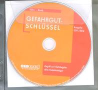 Cover-Bild zu Ausg. 2011/2012 - Gefahrgut-Schlüssel