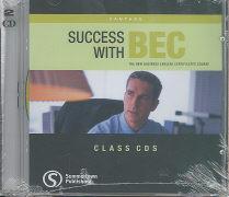 Cover-Bild zu Vantage: SUCCESS WITH BEC VANTAGE AUDIO CD BRE - Success with BEC