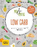 Cover-Bild zu Wetzstein, Cora: Mix & Fertig Low Carb (eBook)