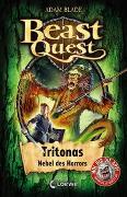 Cover-Bild zu Beast Quest 45 - Tritonas, Nebel des Horrors von Blade, Adam