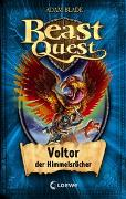 Cover-Bild zu Beast Quest 26 - Voltor, der Himmelsrächer von Blade, Adam