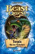 Cover-Bild zu Beast Quest 54 - Torpix, Biss des Verderbens von Blade, Adam