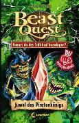 Cover-Bild zu Beast Quest - Juwel des Piratenkönigs von Blade, Adam