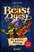 Cover-Bild zu Beast Quest - Die goldene Rüstung von Blade, Adam