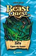 Cover-Bild zu Beast Quest 7 - Zefa, Gigant des Ozeans von Blade, Adam
