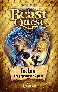 Cover-Bild zu Beast Quest 59 - Tecton, der gepanzerte Gigant (eBook) von Blade, Adam