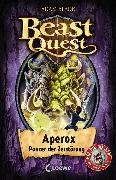 Cover-Bild zu Beast Quest 48 - Aperox, Panzer der Zerstörung (eBook) von Blade, Adam
