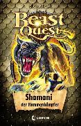 Cover-Bild zu Beast Quest 56 - Shamani, der Flammenkämpfer (eBook) von Blade, Adam
