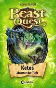 Cover-Bild zu Beast Quest 53 - Ketos, Monster der Tiefe von Blade, Adam