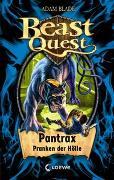 Cover-Bild zu Beast Quest 24 - Pantrax, Pranken der Hölle von Blade, Adam