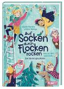 Cover-Bild zu Auf Socken durch Flocken rocken von Marmon, Uticha