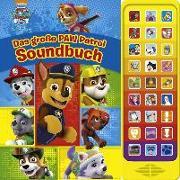 Cover-Bild zu Das große PAW Patrol Soundbuch - 27-Button-Soundbuch mit 24 Seiten für Kinder ab 3 Jahren von Phoenix International Publications Germany GmbH (Hrsg.)