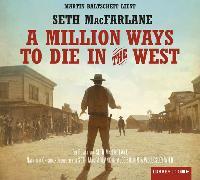 Cover-Bild zu A Million Ways To Die in The West von MacFarlane, Seth