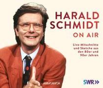 Cover-Bild zu Harald Schmidt on air von Schmidt, Harald