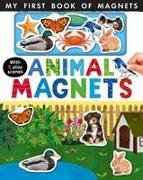 Cover-Bild zu Animal Magnets von Edwards, Nicola