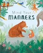 Cover-Bild zu Mind Your Manners von Edwards, Nicola
