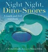 Cover-Bild zu Night Night Dino-Snores von Edwards, Nicola
