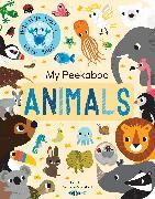 Cover-Bild zu My Peekaboo Animals von Edwards, Nicola