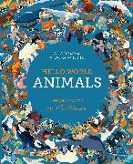 Cover-Bild zu Hello World: Animals von Edwards, Nicola