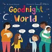 Cover-Bild zu Goodnight World von Edwards, Nicola