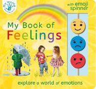 Cover-Bild zu My Book of Feelings von Edwards, Nicola