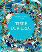Cover-Bild zu Tiere der Erde von Edwards, Nicola