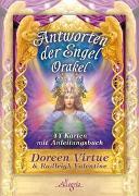 Cover-Bild zu Antworten der Engel-Orakel von Virtue, Doreen