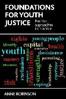 Cover-Bild zu Foundations for Youth Justice (eBook) von Robinson, Anne