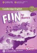 Cover-Bild zu Fun for Movers Teacher's Book with Downloadable Audio von Robinson, Anne