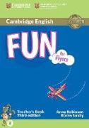 Cover-Bild zu Fun for Flyers Teacher's Book with Audio von Robinson, Anne