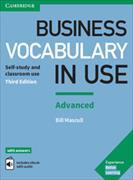 Cover-Bild zu Business Vocabulary in Use: Advanced Book with Answers and Enhanced ebook von Mascull, Bill