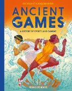 Cover-Bild zu Ancient Games: A History of Sports and Gaming von Volant, Iris