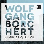 Cover-Bild zu Sämtliche Erzählungen (Audio Download) von Borchert, Wolfgang