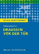 Cover-Bild zu Draußen vor der Tür von Wolfgang Borchert (eBook) von Bernhardt, Rüdiger