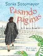Cover-Bild zu Sotomayor, Sonia: Pasando páginas