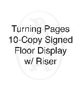 Cover-Bild zu Sotomayor, Sonia: Turning Pages 10-copy SIGNED Floor Display w/ Riser