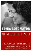 Cover-Bild zu Sotomayor, Sonia: Meine geliebte Welt (eBook)