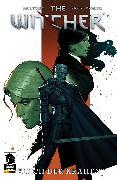 Cover-Bild zu The Witcher, Band 3 - Der Fluch der Krähen (eBook) von Tobin, Paul
