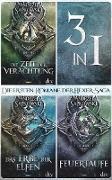 Cover-Bild zu Die ersten drei Romane der Hexer-Saga (eBook) von Sapkowski, Andrzej